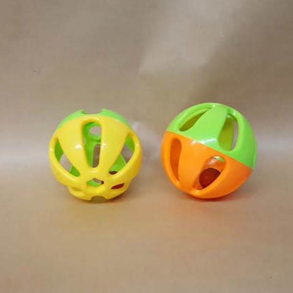 "Balls, Hard Plastic Birdie Ball 3"", 1 pc"