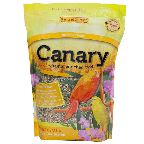 Kaylor's Sweet Harvest Canary Seed Mix 2 lb (907 g)