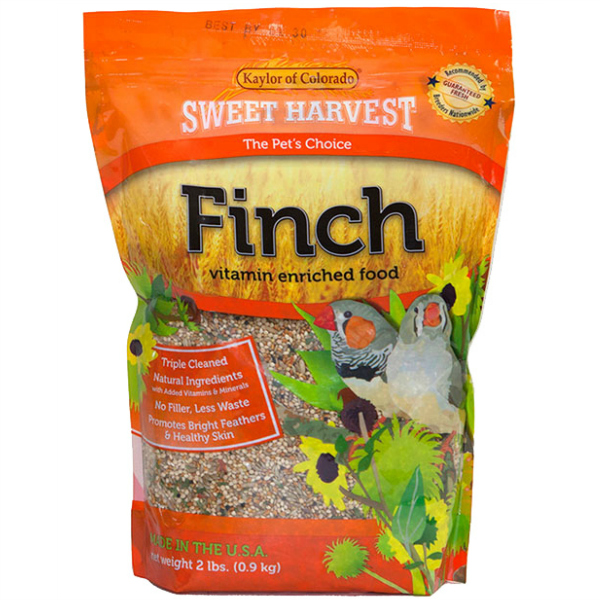 Kaylor's Sweet Harvest Finch Seed Mix 2 lb (907 g)