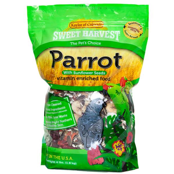 Kaylor's Sweet Harvest Parrot Seed Mix 20 lb (9.09 kg)