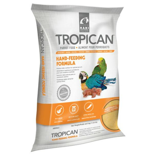 Hagen Tropican Mash Hand Feeding Formula .88 lb (400 g)