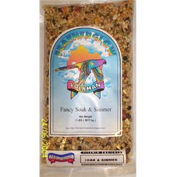 Volkman Featherglow Fancy Soak Simmer Bean Mixture 2 Lb (0.9 Kg)