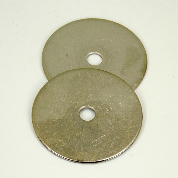 Washers For Perch Installation Stainless Steel 2 Inch 2 pc