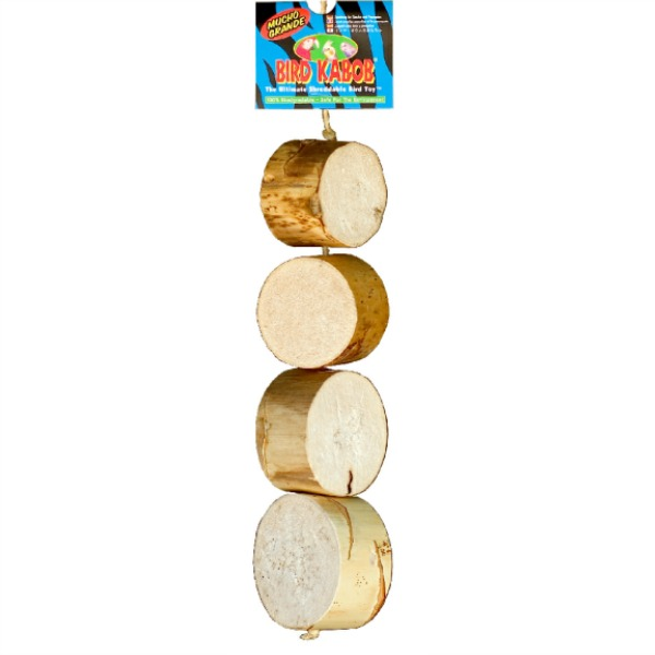 Wesco Bird Kabob Foraging Toy - Mucho Grande