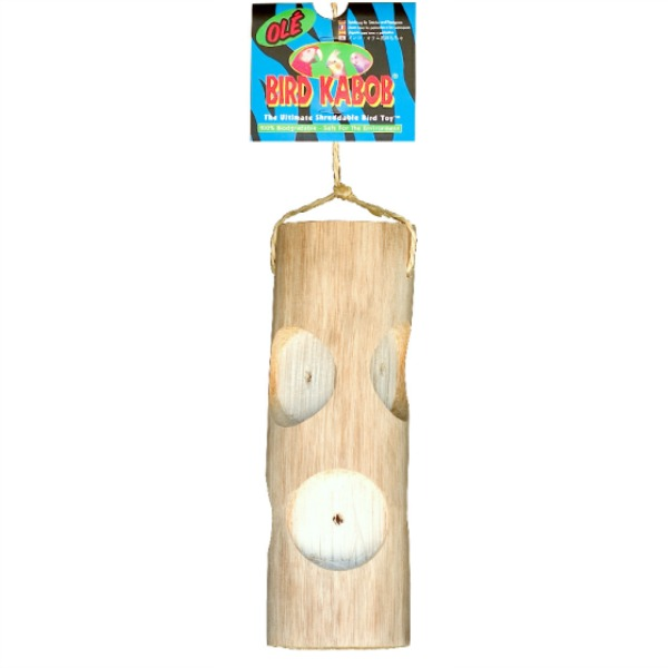 Wesco Bird Kabob Foraging Toy - Ole