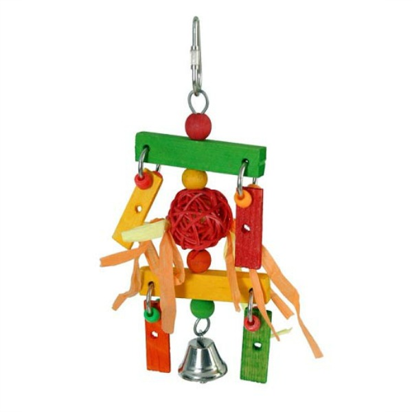 Paradise Bird Toy - Windchime