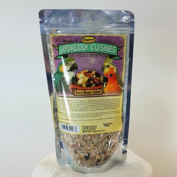 Higgins Worldly Cuisines Inca Bean Cookable Food 13 oz (368.5 G)