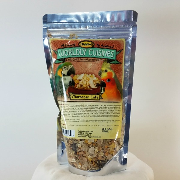 Higgins Worldly Cuisines Moroccan Cafe Cookable Food 13 oz (368.5 G)