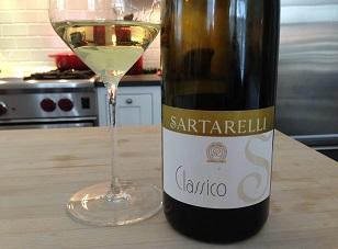 2012 Sartarelli Verdicchio Classico ($13) 88