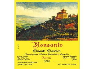 2010 Castello di Monsanto Chianti Classico Riserva ($25) 92 points