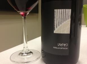 2012 Tenuta di Fessina Nerello Cappuccio Laeneo ($25.00) 92 points