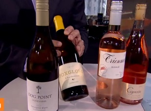 2013 Copain Rosé of Pinot Noir Tous Ensemble ($23) 90 points