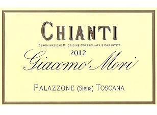 2012 Giacomo Mori Chianti ($22) 90 points