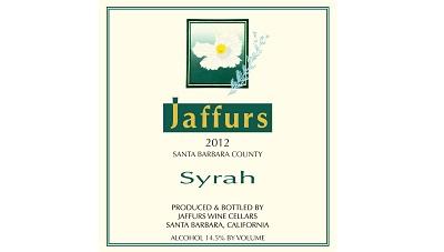 2012 Jaffurs Syrah ($27) 91 points