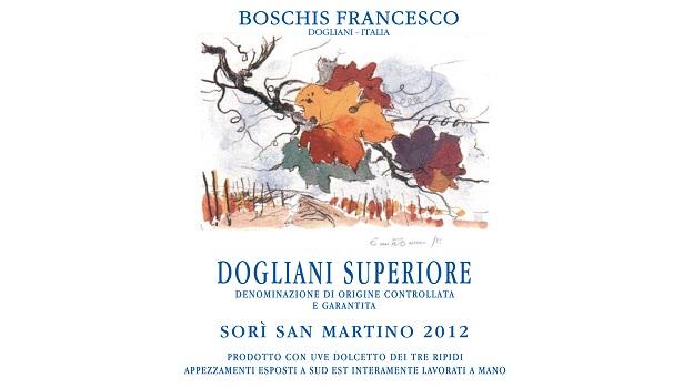 2012 Francesco Boschis Dogliani Sorì San Martino ($23) 92 points