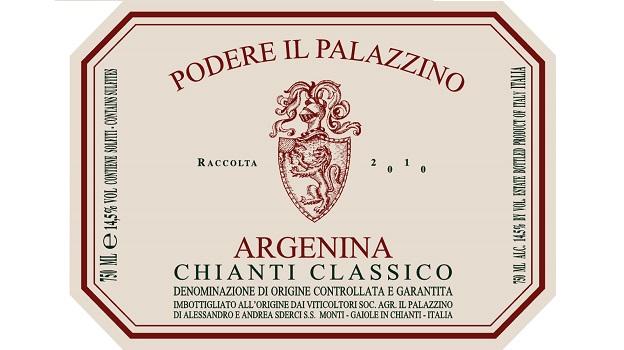 2010 Il Palazzino Chianti Classico Argenina ($19) 93 points