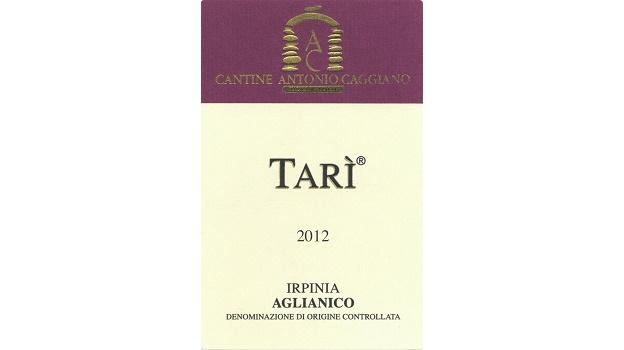 2012 Antonio Caggiano Irpinia Aglianico Tarì ($19) 90