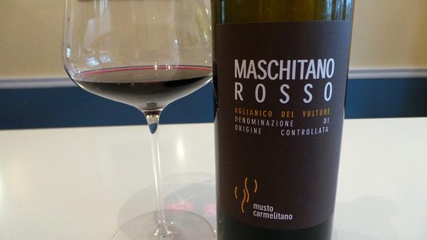 2012 Musto Carmelitano Aglianico del Vulture Maschitano Rosso ($18) 90 points