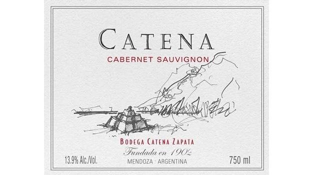 2012 Bodega Catena Zapata Cabernet Sauvignon Mendoza ($20) 91 points