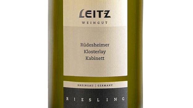 2013 Weingut Leitz Rüdesheimer Klosterlay Riesling Kabinett ($22) 90 points