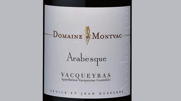 2012 Domaine de Montvac Vacqueyras Arabesque ($20) 92 points