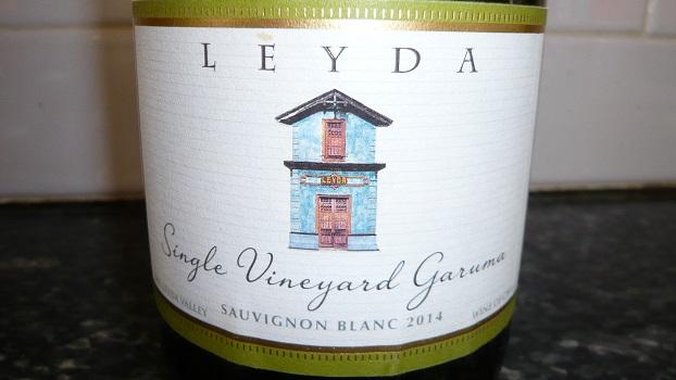 2014 Viña Leyda Sauvignon Blanc Single Vineyard Garuma ($20) 90 points