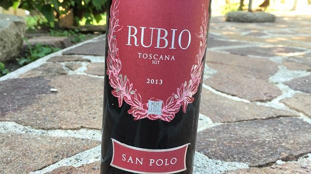 2013 San Polo Toscana Rubio ($20) 89 points
