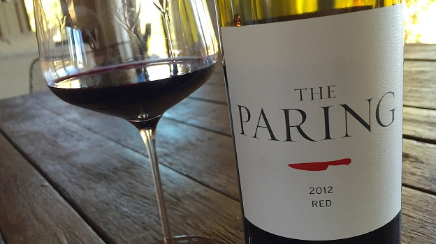 2012 The Paring Red Wine ($25) 92 points