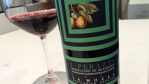 2013 La Mozza Morellino di Scansano I Perazzi ($19) 91 points