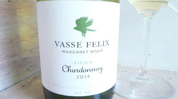 2014 Vasse Felix Filius Chardonnay ($25) 91 points