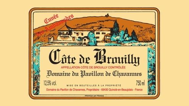 2014 Domaine du Pavillon de Chavannes Côte de Brouilly Cuvée des Ambassades ($25) 92