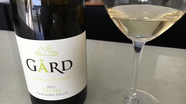 2015 Gard Vintners Freyja White Wine ($14.00) 89