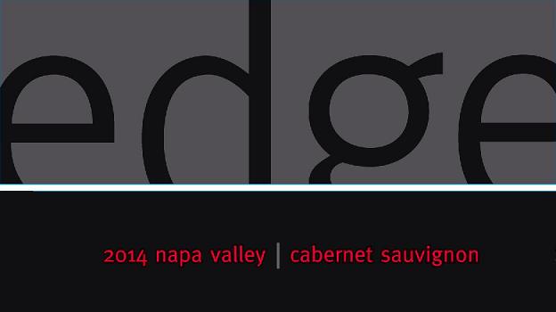 2014 Edge Cabernet Sauvignon ($25.00) 89