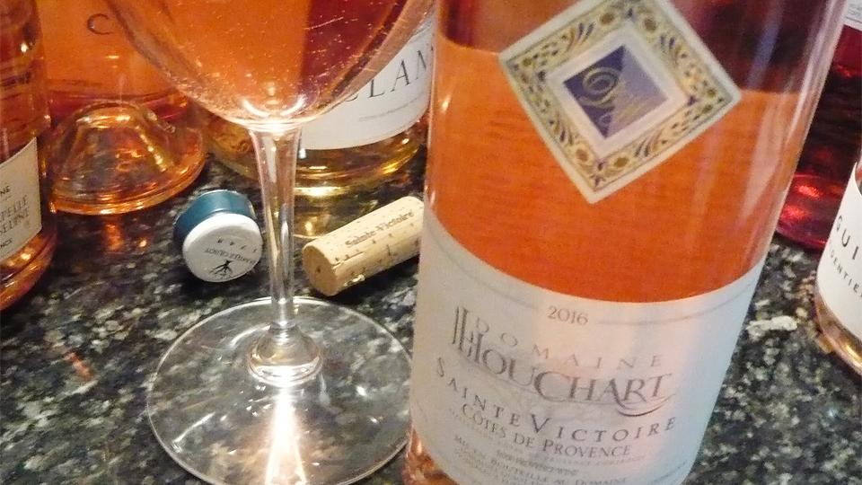 2016 Domaine Houchart Rosé Sainte-Victoire ($18.00) 90