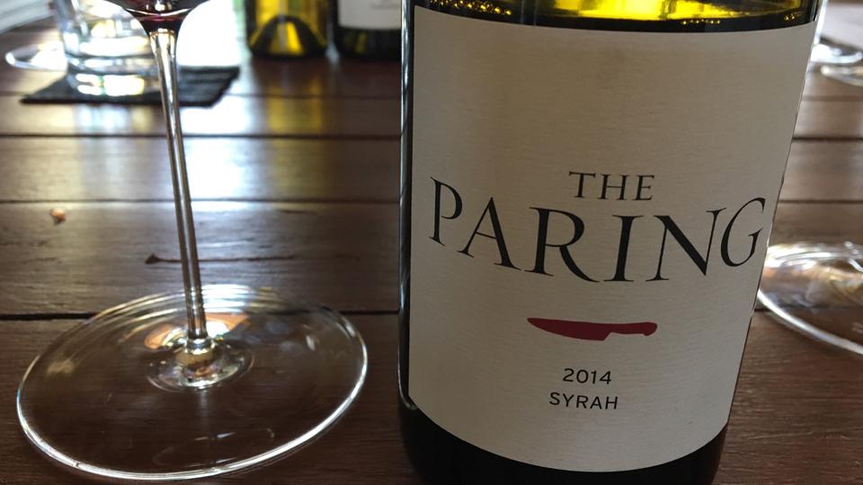 2014 The Paring Syrah ($25.00) 90