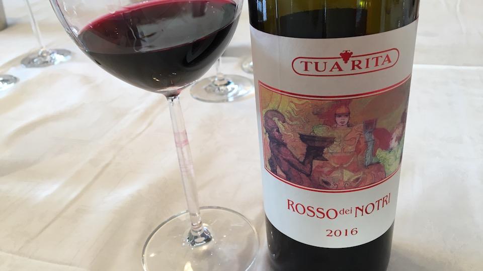 2016 Tua Rita Rosso di Notri ($19.00) 90