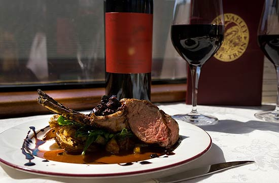 Image result for grilled lamb and wine pair images