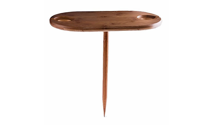 bamboo-in-ground-wine-table