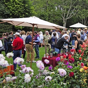 Charmant WineSong At Mendocino Coast Botanical Gardens