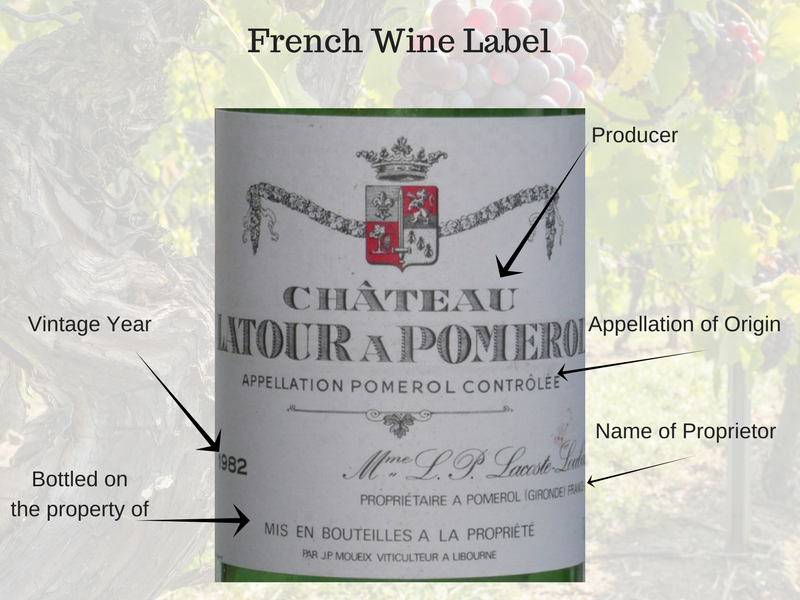 French Wines Vs California Wines: What's the Difference ... on france climate, france beaches, france major industries,