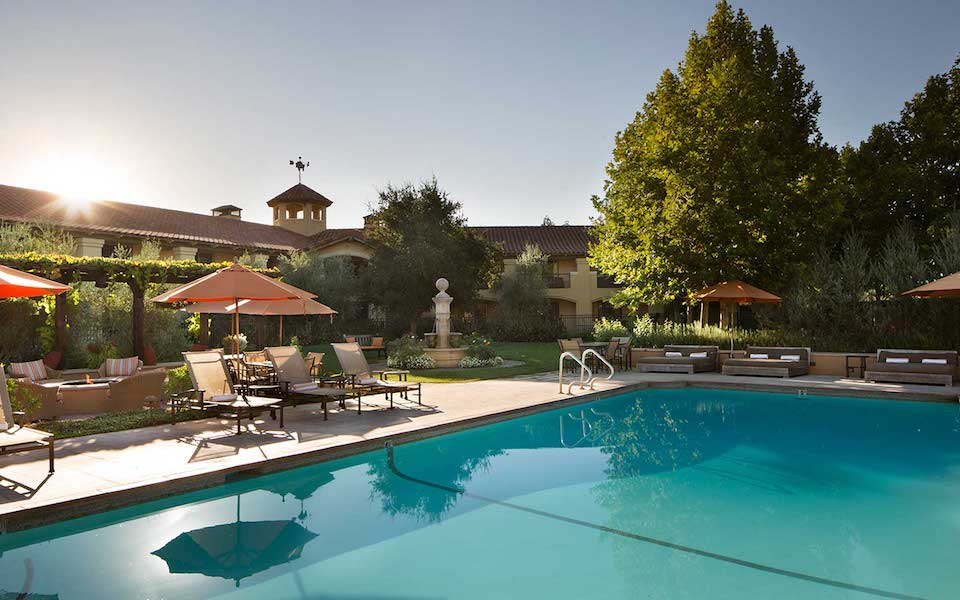 Napa Valley Hotels >> Where To Stay In Napavalley Winecountry Com