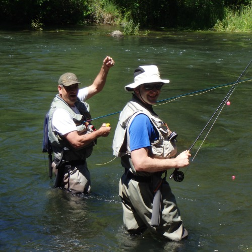 Learn To Fly Fish In Wine Country Winecountry Com
