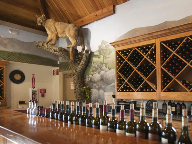 South Coast Winery Tasting Room in Temecula CA