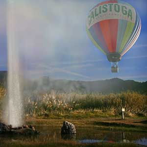 Balloon and Geyser