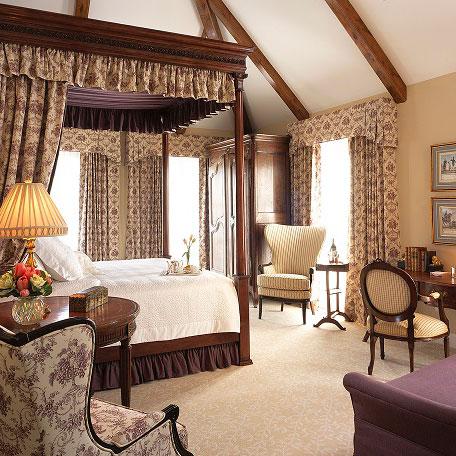 Accommodations at Les Mars Hotel