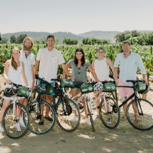 group bike tours