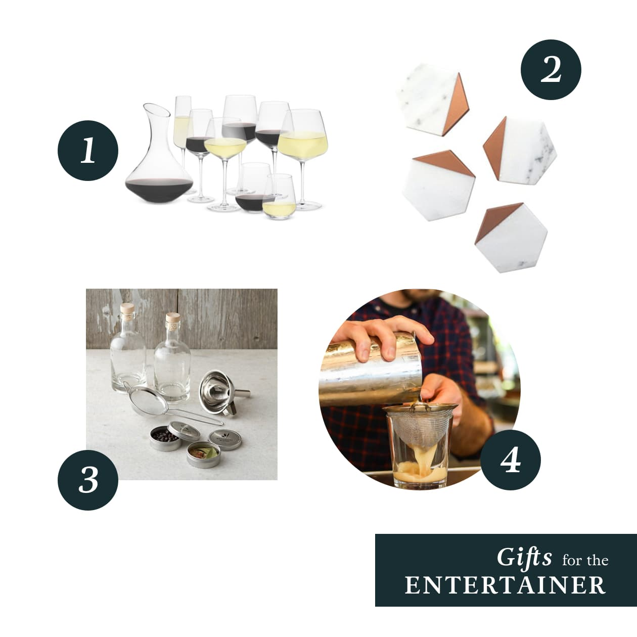 2017 WineCountry Holiday Gift Guide - Gifts for the Entertainer