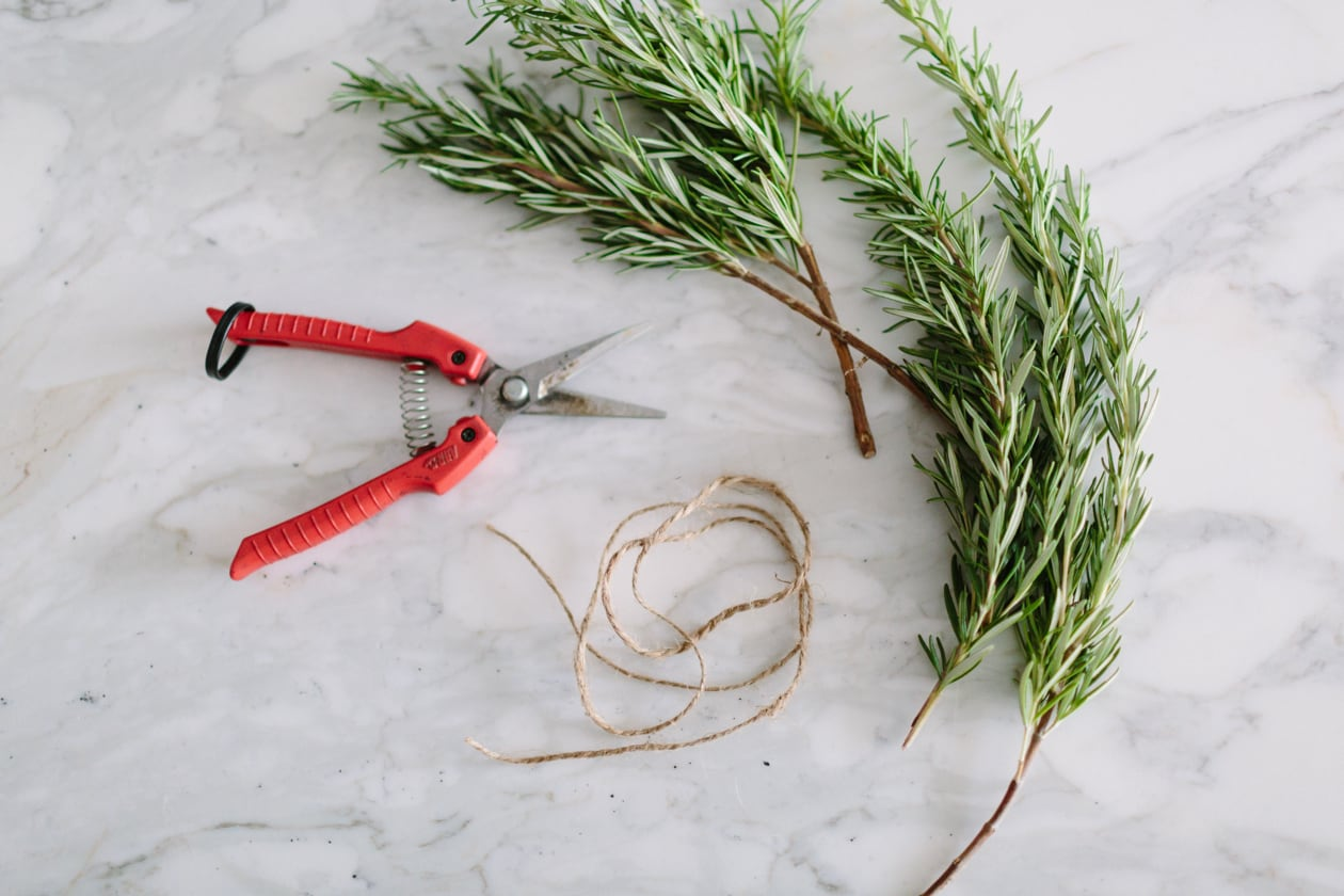 DIY Festive Florals For Your Wine Country-Inspired Holidays