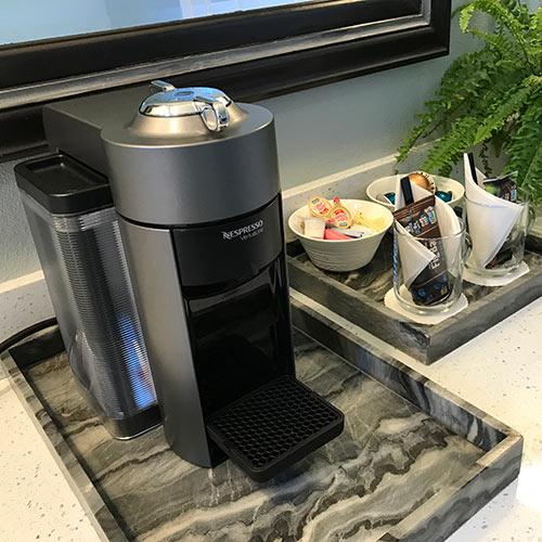 Nespresso®  machine