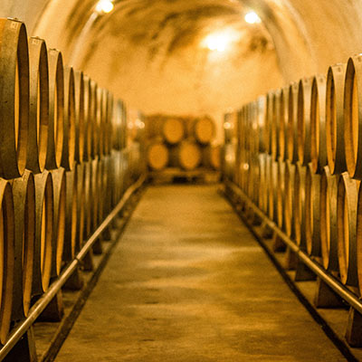 winery caves